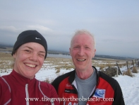 Wk11 Me and Roddy take the Black Hill.