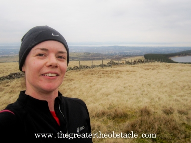 Wk6 happy in the Pentland Hills with cousin Beth